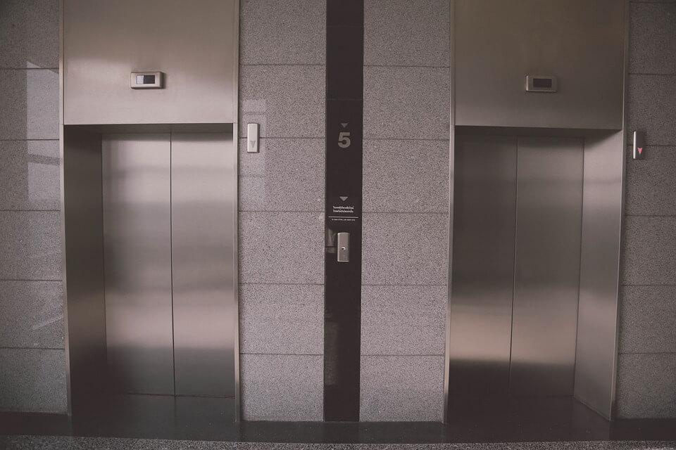 Процесс модернизации лифта